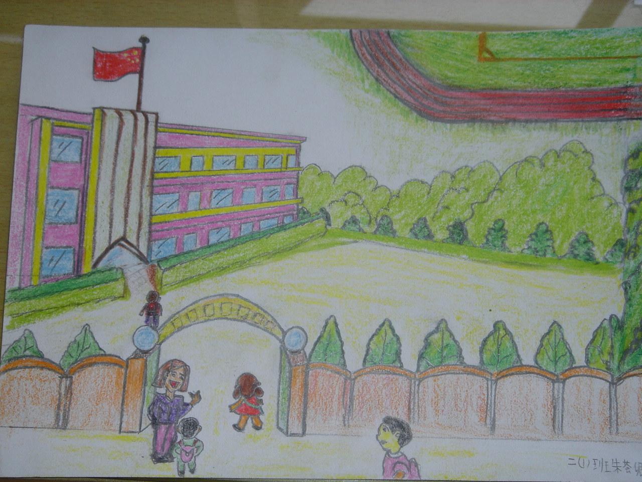 绿色校园大家画