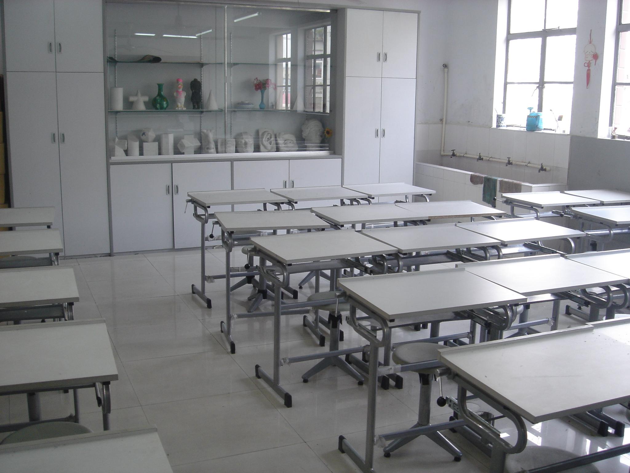 劳技教室展板素材